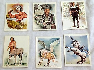 Tom Thumb Cigars - Loose Collector Cards