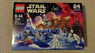 Lego Star Wars 75146 Advent Calendar 2016 Brand New And Sealed