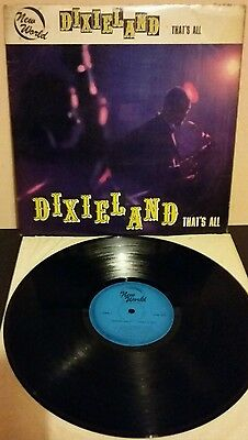 dixieland that's all: new world nw/5026