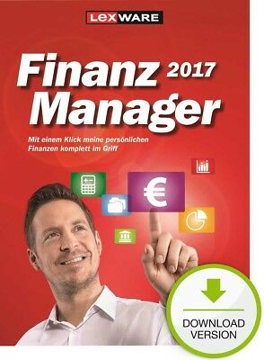 Lexware FinanzManager 2017 / Windows-PC / ESD Download-Lizenz / KEY