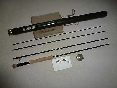 Sage Z Axis 796-4 Fly Fishing Rod - New!
