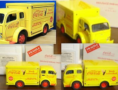 1955 Coca-Cola  Delivery Truck By Danbury Mint With Box!