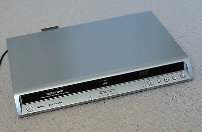Panasonic DMR-EX75 160GB Hard Drive HDD DVD Recorder with integrated tuner