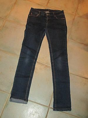 """Jean fille bleu stretch """"Only"""" taille 32 (14 ans) taille basse."""
