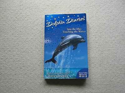 Dolphin Diaries - 2 stories in 1 Paperback Book by Lucy Daniels.