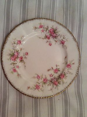 Vintage Paragon Victoriana Rose China Tea Plate