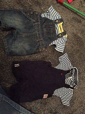 next baby boys clothes 9-12 months