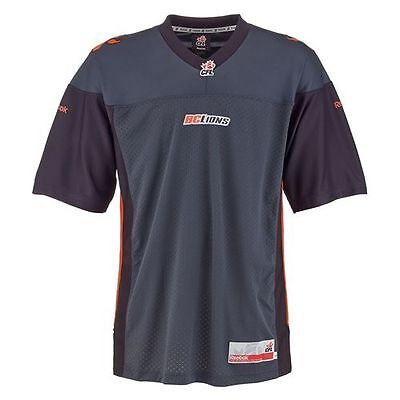 BC Lions Black Jersey - Small