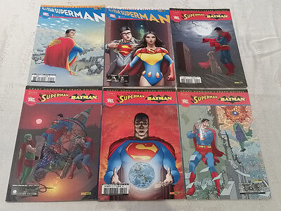 ALL STAR SUPERMAN- Run complet- Editions PANINI- VF