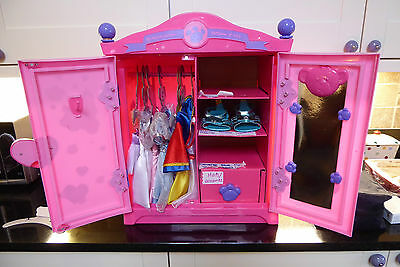 Build a Bear wardrobe and a selection of dresses etc