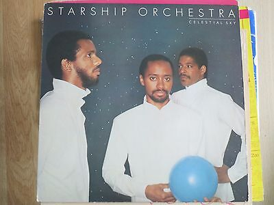 Starship Orchestra Celestial Sky LP                Norman Connors