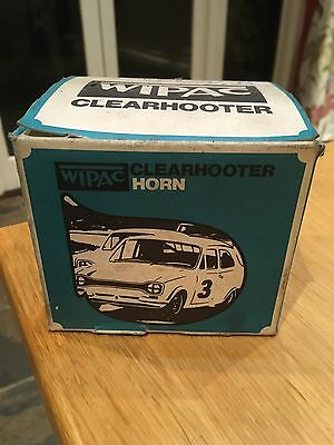 WIPAC,CLEAR HOOTER,S5003, Mixo TR89, 400HZ,  12v. LOW