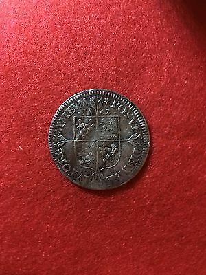 Elizabeth 1st 1 Milled Sixpence 1562   S2596 Lovely Rare Coin