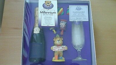 MILLENNIUM Selection. Inc. Champagne, Flute Glass, Figurine.  Limited Edition.