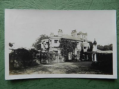 Vintage Rp Postcard - Felthorpe Hall , Norwich , Norfolk