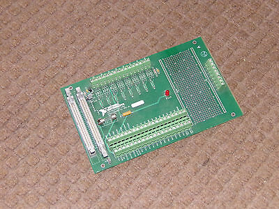 National Instruments NI sc-2071 interface i/o connection board assembly
