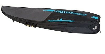 Creatures of Leisure Universal Day Use Shortboard Cover Bag, 7-Feet 1-Inch