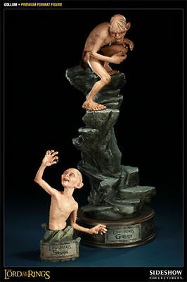SPECIAL PRICE Sideshow Lord of the Rings Gollum/Smeagol 1:4 LOTR Premium Format