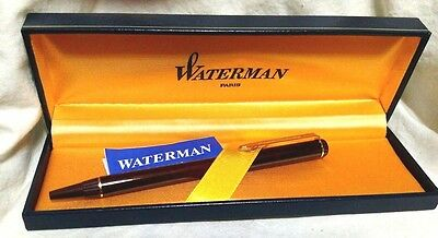 NIB Waterman Centurion Cherry Red Ball Point Pen..Free Shipping