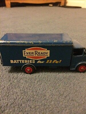 Dinky Toys Ever Ready Batteries Guy Van