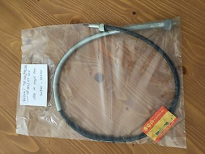 Suzuki TS 125 / TS 185 / GT 550, cable neuf compte tours / NOS tachometer cable