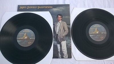 """Mike Oldfield-Incantations LP(12"""")."""