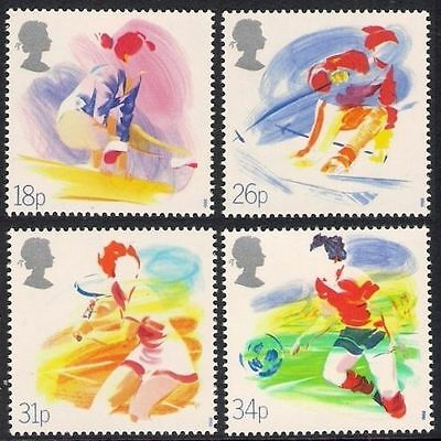 Sg1388-1391 1988 Sports ~ Unmounted Mint