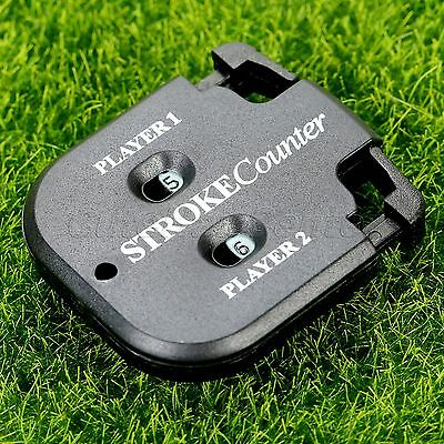 Golf Stroke Shot Putt Score Counter Works in Any Weather Condition Numbers Autom