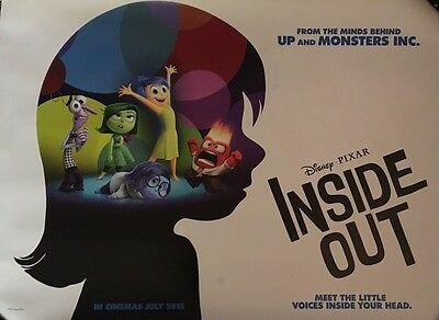 Inside out Cinema Poster