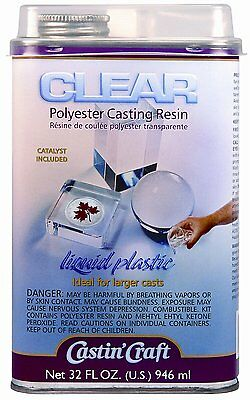 Clear polyester casting resin Environmental Technology