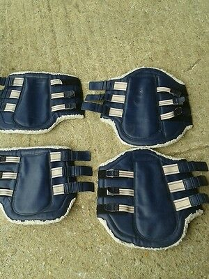 Set of 4 Clarendon Light weight Event Boots