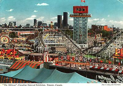 """Canada  -  Toronto - """"The Midway"""" - Canadian Notional Exhibition - """"The Flyher"""""""