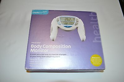 Lloyds Pharmacy Body Composition Monitor Body Fat Mass Index