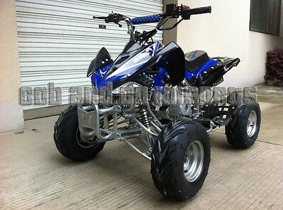 110cc NEW AUTOMATIC DIRT QUAD BIKE ATV BUGGY CYCLONE REMOTE STOP 4 STROKE ELEC S