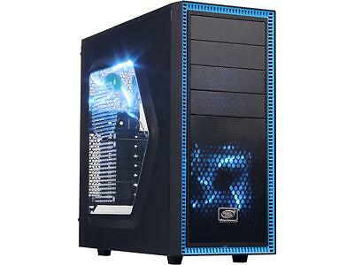 Custom Built Gaming PC 16GB Memory 4GHZ Quad Core Windows 10
