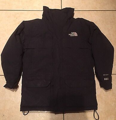 Boys North Face Mcmurdo Jacket Age 7 8 Parka Down Hyvent Waterproof Kids Childs