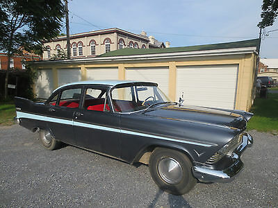 1957 Plymouth Other  1957 Plymouth Belvedere