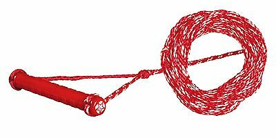 Jobe Unisex Ski Combo Kick Off Rope and Handle - Red