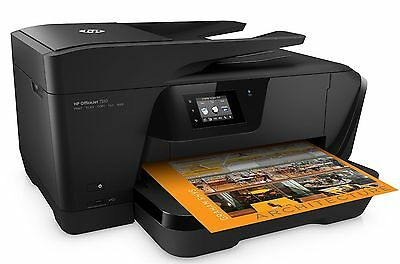HP OfficeJet 7510 A3 Wide format All in One Colour Printer Fax