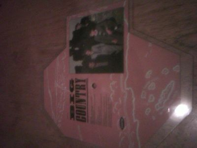 Big Country Picture Disc