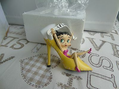 Bradford Exchange BETTY BOOP BORN to SHOP Limited edition collectable figurine