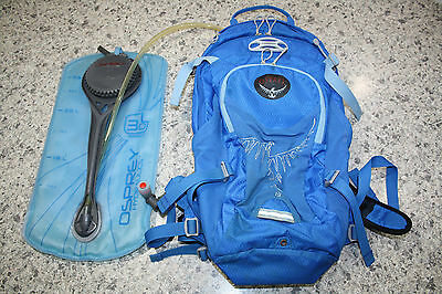 Osprey Viper 13 Hydration Backpack with free 3 litre Hydraulics Reservoir