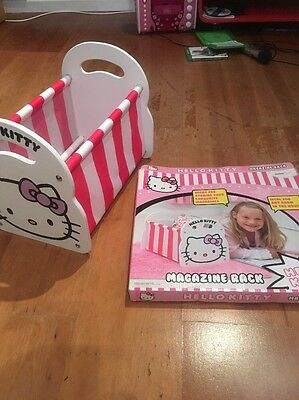 Girls Hello Kitty Magazine Rack