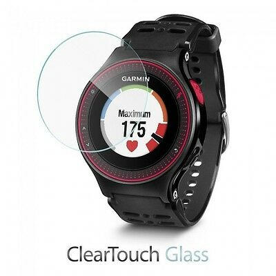 Real Tempered Glass Screen Protector for Garmin Forerunner 225/235 Running Watch