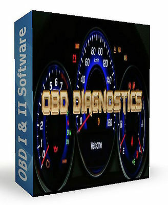 OBD 1 & 2 diagnostic software - add more BHP - ECU Remapping - Tuning