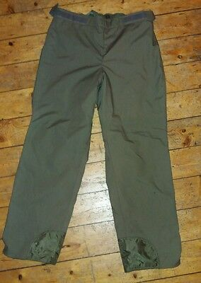 Extreme cold weather over trousers