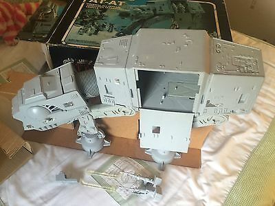Vintage Star Wars Complete And Boxed With Inserts At-at