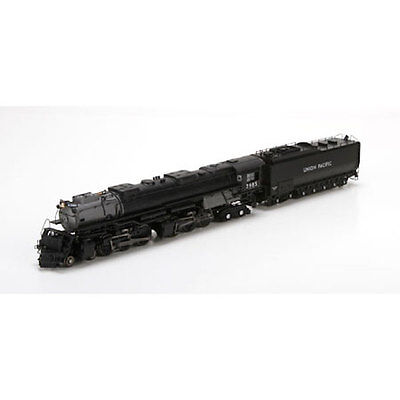 Athearn ATHG97217 HO 4-6-6-4 Challenger Oil Tender, UP #3985