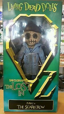 Living dead dolls the lost in Oz series