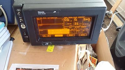 Ohmeda 5250 RGM Resperatory Gas Monitor as pictured in good condition